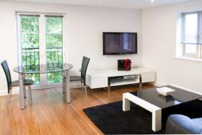 Purpose built block of 33 serviced apartments with lift, key card entry, CCTV, parking available, bike racks. There is a large private communal patio area with BBQ facilities. The building is no smoki