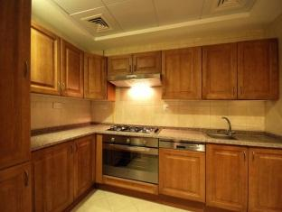 Kitchen 3-Bedroom Apartment 0 Sq.m. GHM Short Stay Dubai