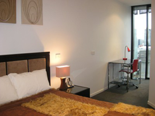 Bedroom 2-Bedroom Apartment 85 Sq.m. Grand Harbour Accommodation @ Watergate