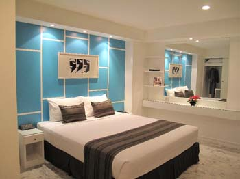 Standard Room Bedrooms