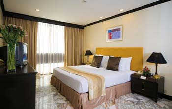 Junior Suite Standard (Bed only) Bedrooms