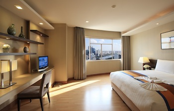 1br Diamond 1-Bedroom Apartment 62 Sq.m. Grand Sukhumvit Hotel Bangkok Managed by Accor
