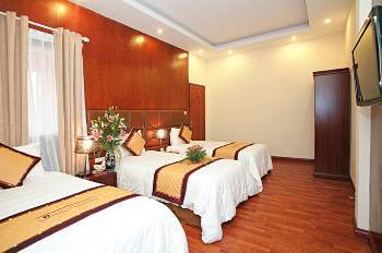 Suite Room 1-Bedroom Apartment 28 Sq.m. Hanoi Grand View Hotel