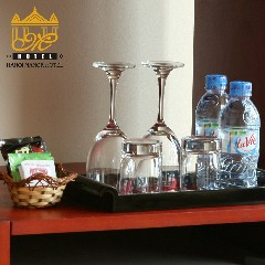 Free tea and coffee in room Studio Apartment 32 Sq.m. Le Hotel Hanoi