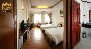 Family room Studio Apartment 32 Sq.m. Le Hotel Hanoi