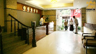 lobby 1 Studio Apartment 32 Sq.m. Le Hotel Hanoi