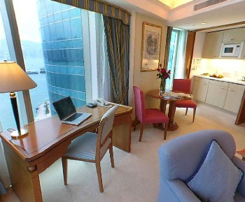 With the facility of 48 beautifully serviced suites and 506 five-star hotel guest rooms, we welcome both distinguished business and leisure travelers from all over the world. This serviced apartment b