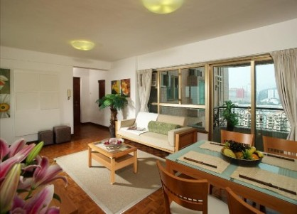 3 Bedroom Apartment 895 Sqm Hong Kong Gold Coast Residences Hong Kong Hong Kong