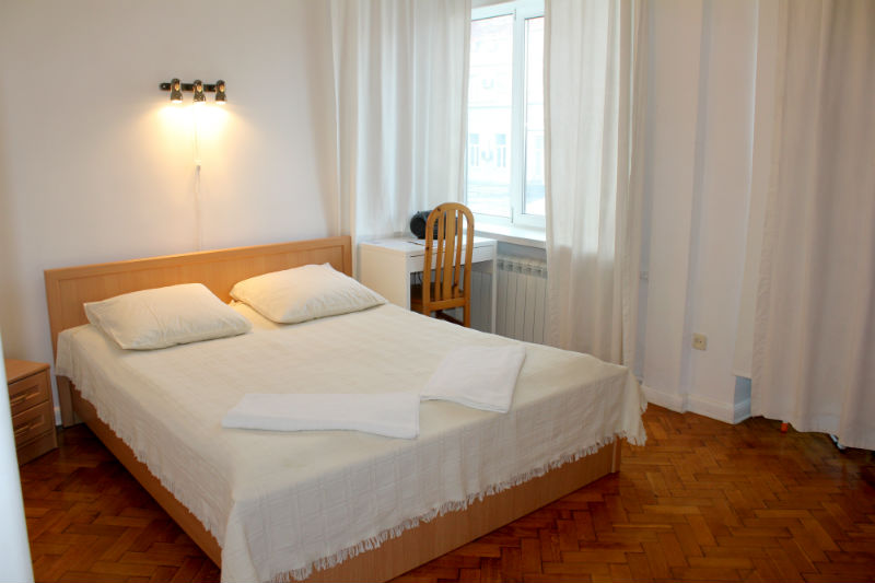 ID 0201 m. Pushkinskaya 1-Bedroom Apartment 52 Sq.m. ID 0201 - 2-room apartment, m. Okhotny ryad