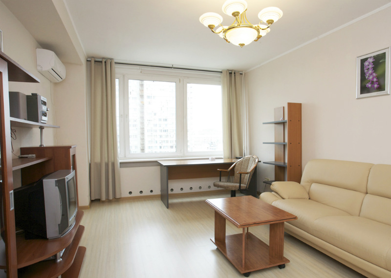 ID 0211 - 2-room apartment m. Arbatskaya