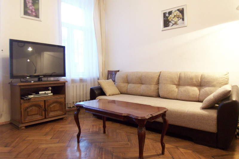 ID 0303 - 3-room apartment, m. Tverskaya