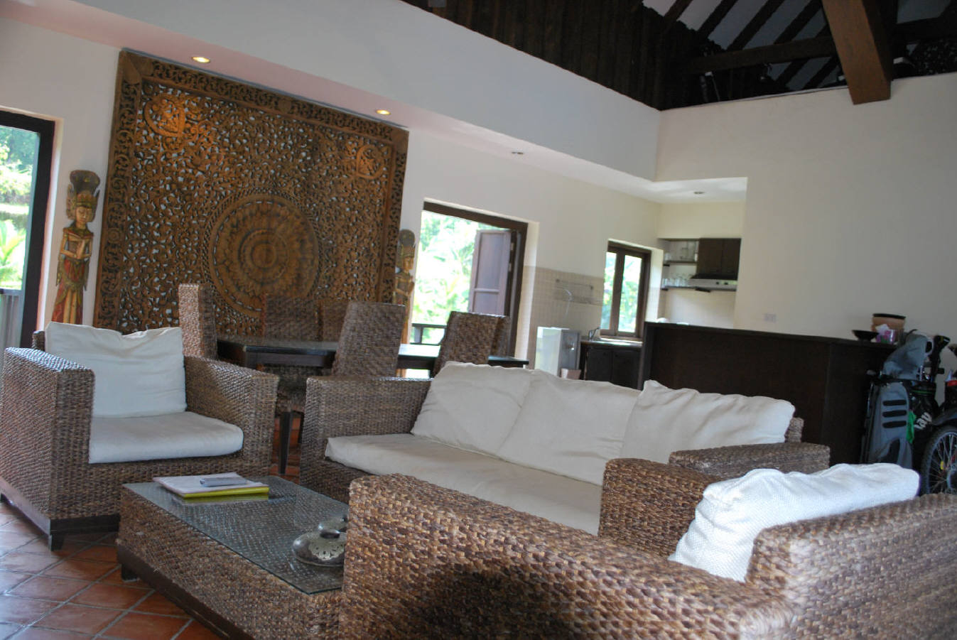 New Photo 4-Bedroom Apartment 230 Sq.m. Kaleane Krabi Villas - Nittaya