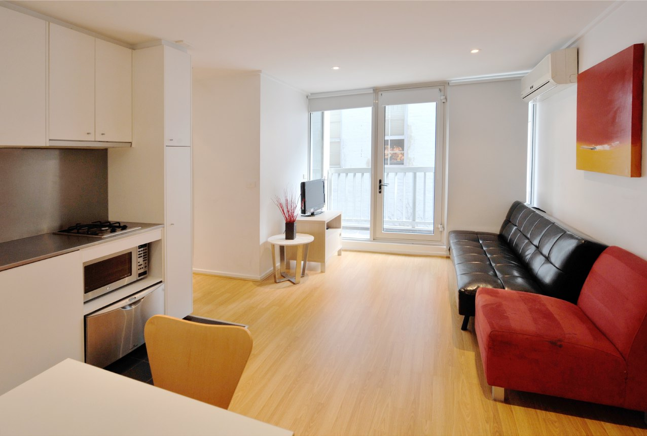 2 bedroom apartment 48 sqm katz apartment melbourne for 2 bathroom apartment