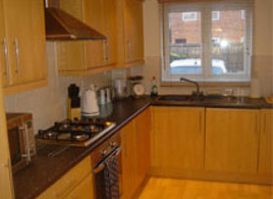 Fully Equipped Kitchen 2-Bedroom Apartment 75 Sq.m. Kingfisher Apartments (No.1 Roman Place)