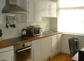 Fully Equipped Kitchen 2-Bedroom Apartment 65 Sq.m. Kingfisher Apartments (No.1 The HUB)