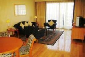 All suites are luxuriously decorated and made up with living room, dining room as well as fully equipped kitchen. Complying with most advanced technical requirement, every suite offers the most advanc
