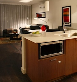 LEVEL Furnished Living caters all your needs for a long term stay in an environment symmetrical to home stay. It presents a fresh concept for Vancouver extensive stay and accommodation focusing on mak