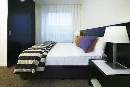 New Photo Studio Apartment 33 Sq.m. Medina Grand Perth Serviced Apartments