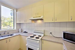 Fully Equipped Kitchen Studio Apartment 45 Sq.m. Melbourne Princes Park Motel Inn