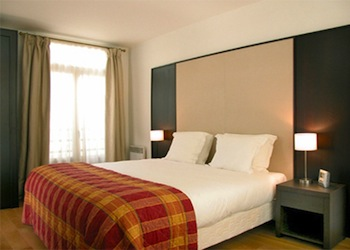 Just what every businessman would wish for, The Champs Elysees Residencies are a perfect option to reside in. These Paris serviced apartments are a group of serviced apartments situated in various bui