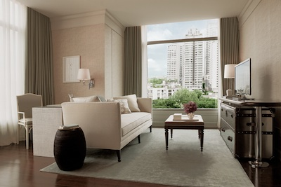 Welcome to Oriental Residence Bangkok, the most famous Bangkok service apartments facilitator featuring 145 lavishly service residence ideal for making your long getaways or business trips superb in B