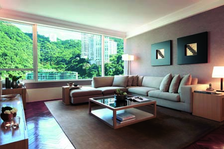 Pacific Place Apartments has in total 270 deluxe serviced suites ranging between one-, two- and three-bedroom suites. It offers an inspiring range of prestigious at hot location, Admiralty. These serv