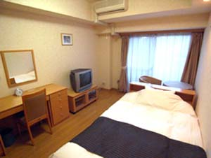 PALACE STUDIO Shinjuku Parkside offers fully furnished apartments for the short or long stay traveller. If hotel life is a little too busy or intrusive for you, then you will love these new private ap