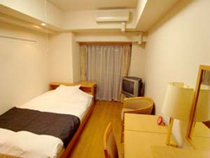 Standard Room Studio Apartment 22 Sq.m. PALACE STUDIO Shinjuku Parkside