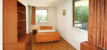 Parc De La Villette, serviced apartments in Paris are an ideal option for every person who visits Cite des Sciences et de Industrie. When you visit the place, you would not feel home sick. This is bec