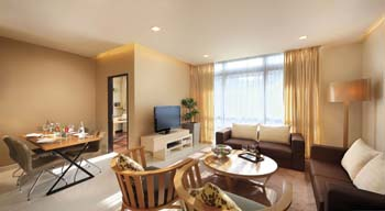 Kuala Lumpur serviced apartments offer 287 well-equipped studios with 1-2 bedroom apartments. These services suits are furnished with special equipment and designed by keeping in mind the need of tour