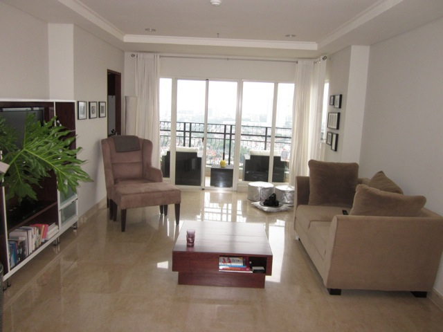 This  four furnished apartment is 110 sq.m and is located . The apartment has 2 bathroom. The minimum length of stay for this apartment is 6 Month(s).