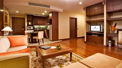 Family Suites Bedrooms