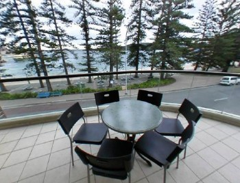 Balcony 2-Bedroom Apartment 106 Sq.m. Quest Grande Esplanade Serviced Apartments