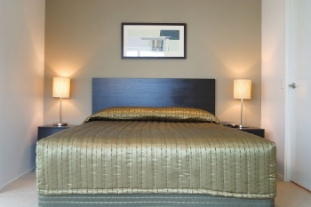 Bedroom 1-Bedroom Apartment 45 Sq.m. Quest River Park Central Serviced Apartments