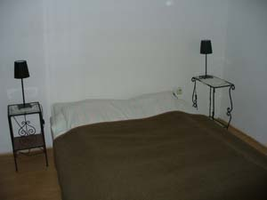 Apartment is centrally located. You can use trams # 4 and # 6 in front of the building at Rákóczi Square tram stop or you can go to red metro stop at Blaha Lujza Square.  This  two-bedroom furnished