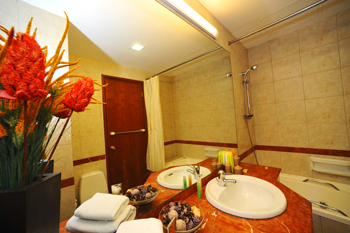 Bathroom  Apartment  Sq.m. Serviced Apartments Ref: 7274