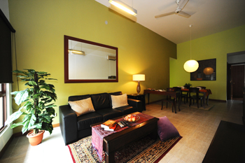 Living Room  Apartment  Sq.m. Serviced Apartments Ref: 7274