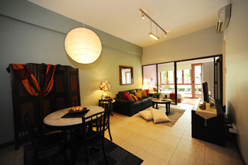Lotus At Pasir Panjang offers serviced apartments in Singapore. It is charming resort in west coast. Surrounded by a range of foliage, it is a perfect place to relax. So, collecting all senses experie