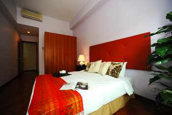 Master En-Suite  Apartment  Sq.m. Serviced Apartments Ref: 7274