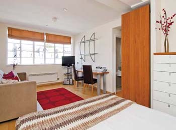 Roland House Apartments offer perfect serviced accommodation for people looking for comfortable yet affordable residential facilities. The apartment hotel is located in the heart of London and offers