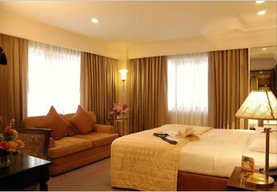 1 Bedroom Deluxe Suite Bedrooms