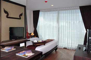 Family Suite 2-Bedroom Apartment 155 Sq.m. Royal Thai Pavilion Jomtien