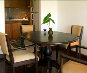 Dinning Area  Apartment  Sq.m. Serviced Apartments Ref: 13043