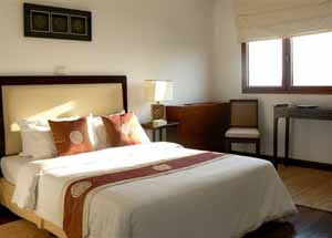 Exclusive City Resort, located on Thanh Da Island, in Ho Chi Minh City surrounded by Saigon River, Saigon Domaine Luxury Residences offers serviced Suites and Boutique Hotel. Saigon Domaine Luxury Res