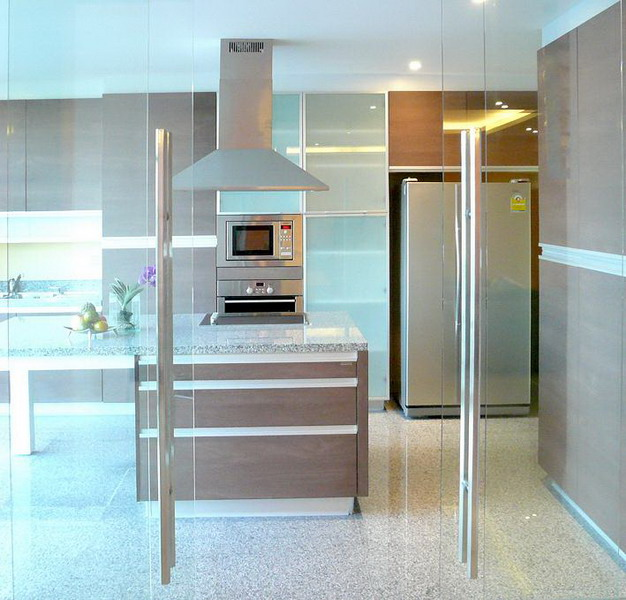 Type D - Kitchen 3-Bedroom Apartment 300 Sq.m. Seven Place Executive Residence