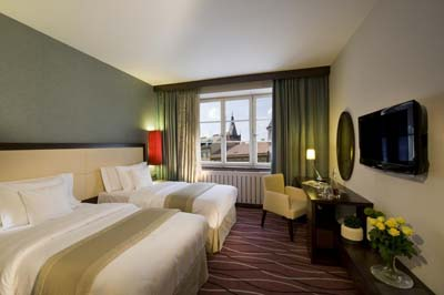 Welcome Sheraton Prague Hotel with us to the Starwood hotels family - as the first property in the Czech Republic.  We've got everything you need to make your stay a memorable one, whether you're