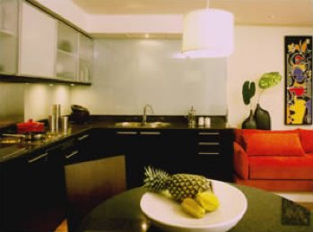 Kitchen   1-Bedroom Apartment 60 Sq.m. Siri Sathorn A Beaufort Serviced Residence