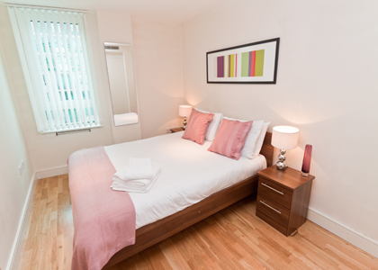 St. Georges Wharf Serviced Apartment