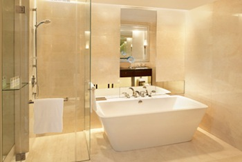 Bathroom  1-Bedroom Apartment 102 Sq.m. The St.Regis Bangkok