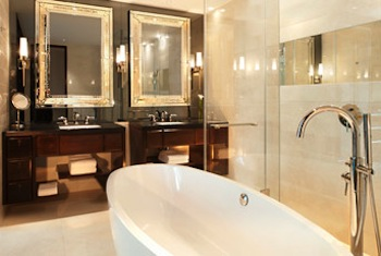 Bathroom  1-Bedroom Apartment 112 Sq.m. The St.Regis Bangkok